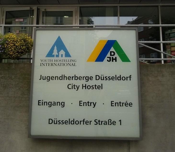 hostelli_majoitus_dusseldorf