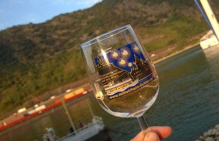 Oberweselin Reini Liekeissä -tapahtuma ja viinijuhlat olivat yksi matkan kohokohdista.