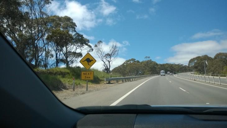 Klassikko kuva, joka varmaan jokaisen Australian matkaajan on pakko napata!