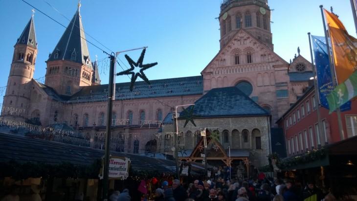 Mainz joulumarkkinat lauantai