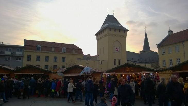 joulumarkkinat hollannissa