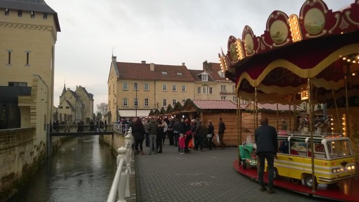 joulumarkkinat hollannissa_valkenburg