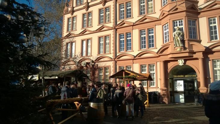 mainz gutenberg museo