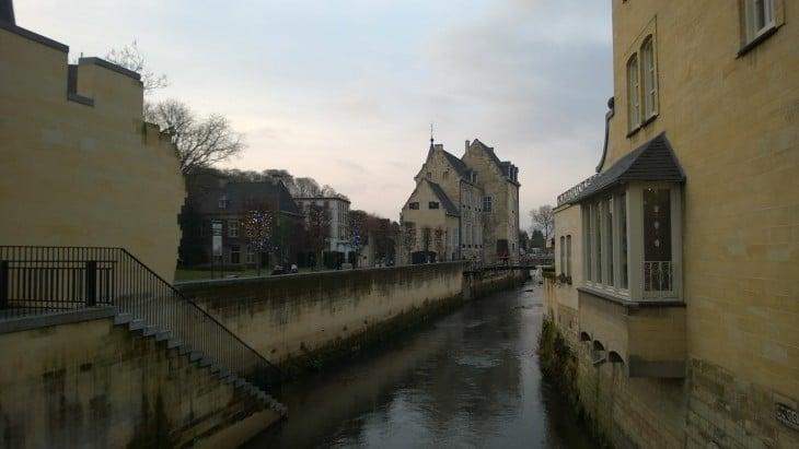 valkenburg keltainen kaupunki hollannissa
