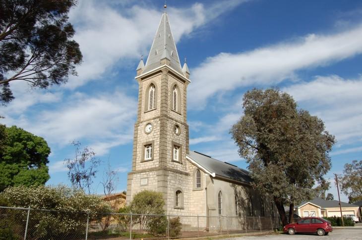 Tanunda saksalaisten kirkko