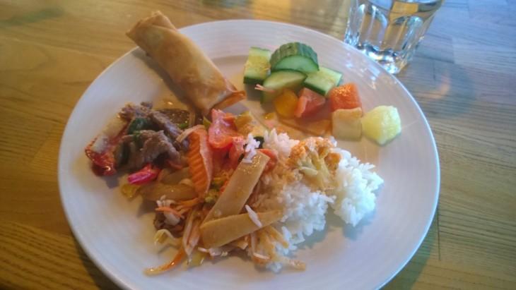 Thai-Laos ravintola tampere lounas
