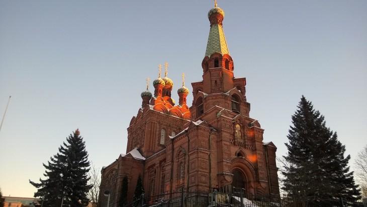 ortodoksikirkko tampere