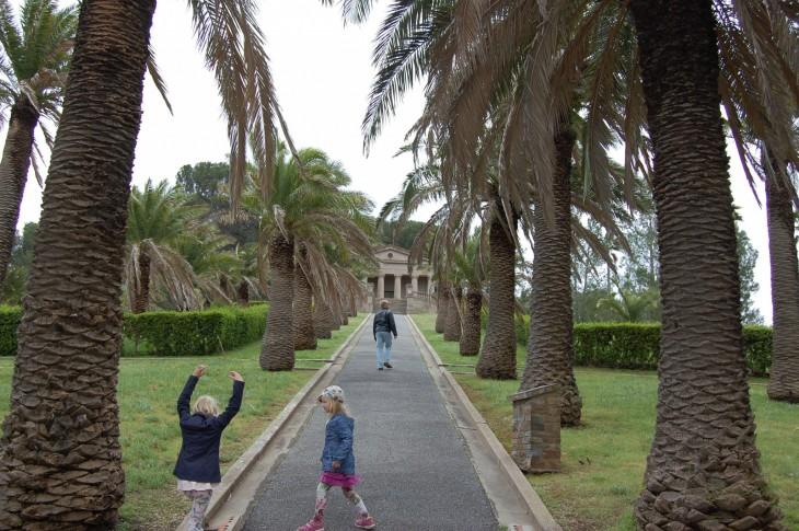 seppeltsfield mausoleum tanunda