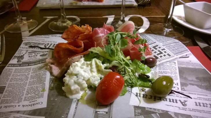 trattoria tammerin puisto herkullinen ruoka
