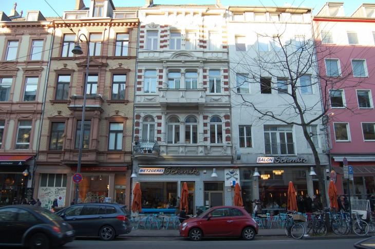 Aachenerstraße Köln