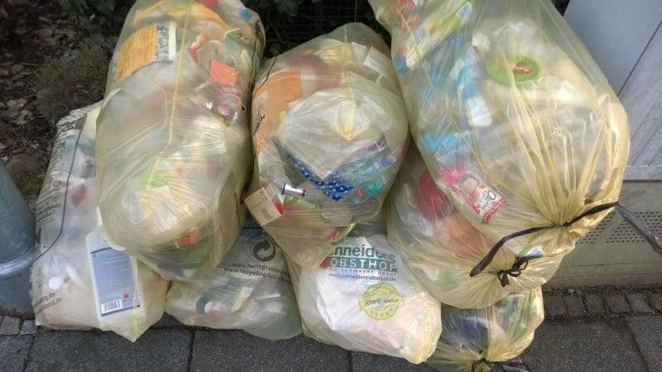 kierrätys saksassa