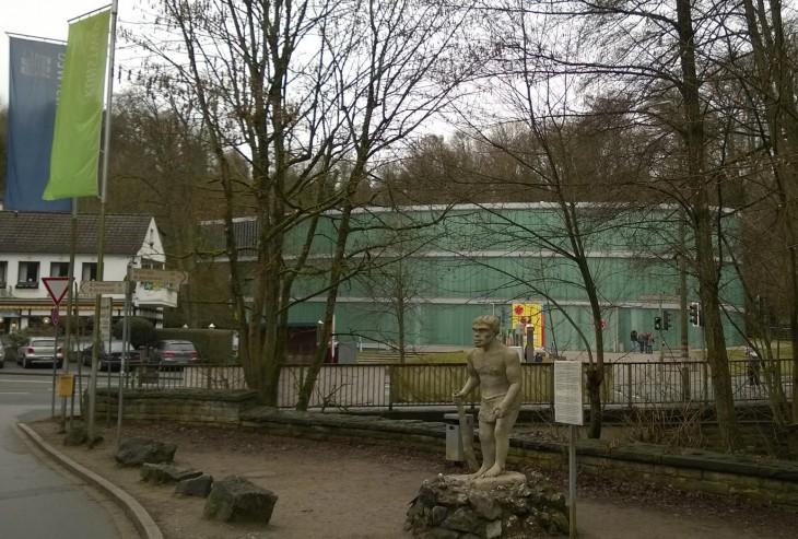 neandertalin museo Mettmann saksa