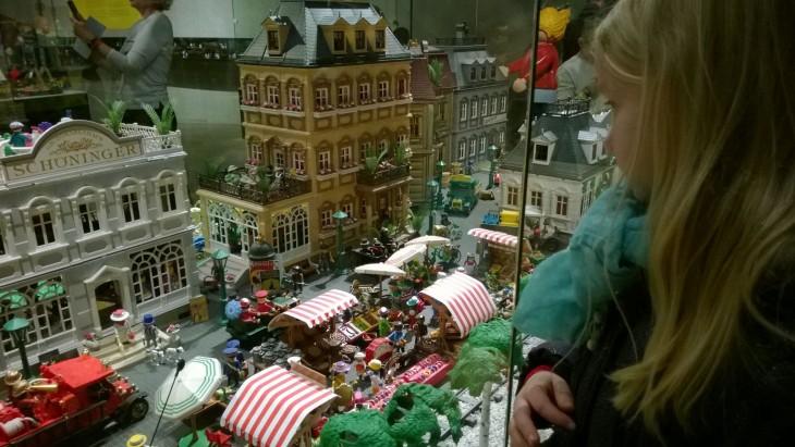 playmobil näyttely museossa