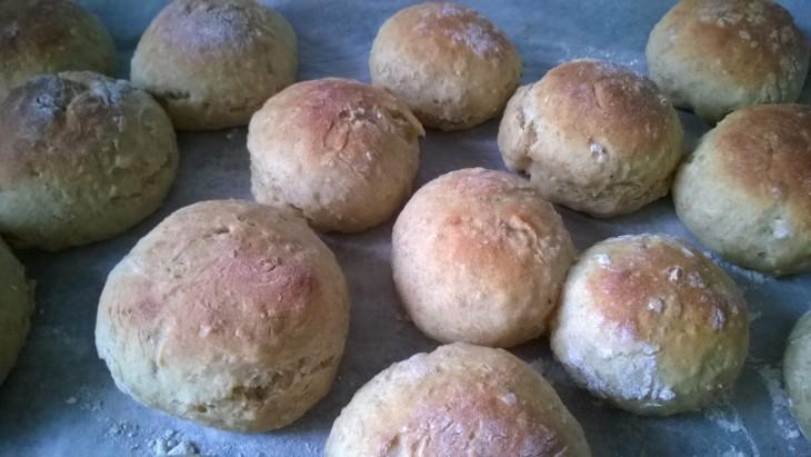 sämpylän leipomista saksassa