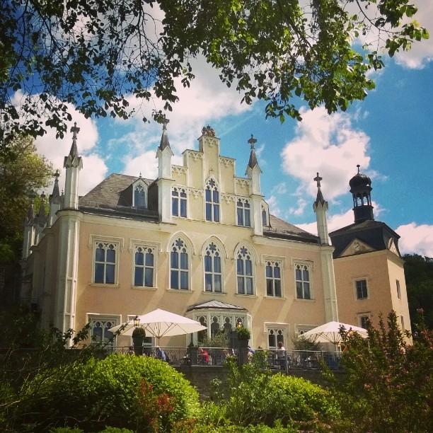 Schloss Sayn DE Pivretkell yhdess lukuisista Reinin alueen linnoista thisisgermanyhellip