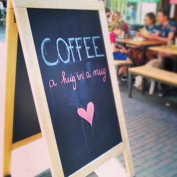 Juuri nin kahvi coffee kaffee cafe visitholland roermond visitroermond visitnetherlandhellip