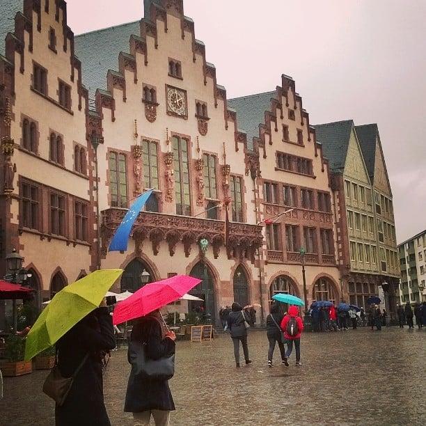 Olit ihana Frankfurt sateesta huolimatta Frankfurt frankfurtammain syyssade saksa thisisgermanyhellip