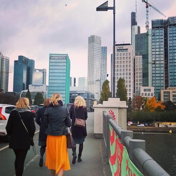 Bloggaajatreffit Frankfurtissa Frankfurt frankfurtammain suomimafia bloggaaja blogi ulkosuomalainen suomalaisetsaksasssa saksansuomalaisethellip