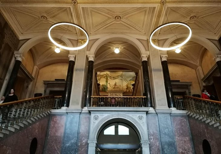 Kansallismuseo Lounas