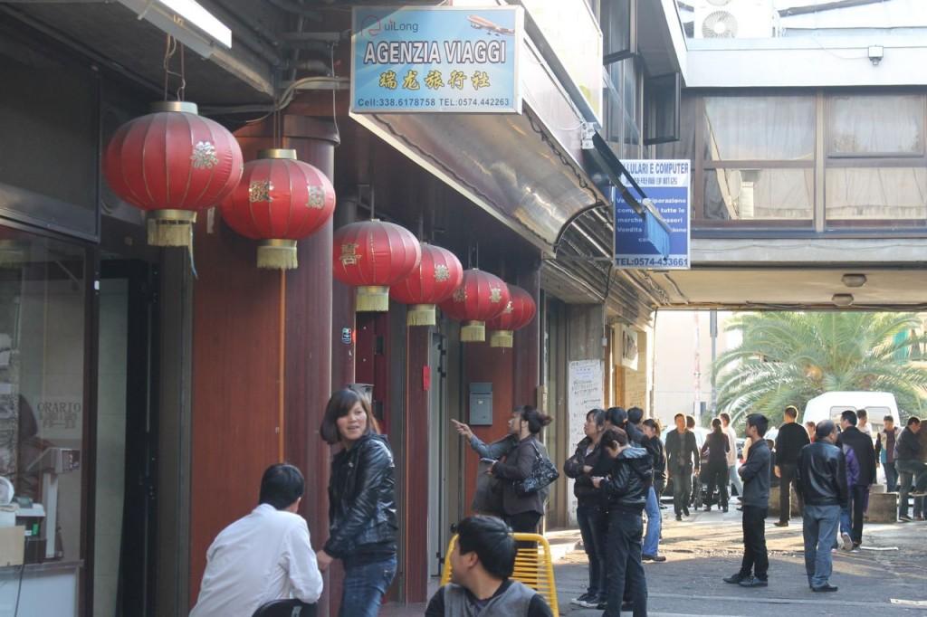 Prato Chinatown