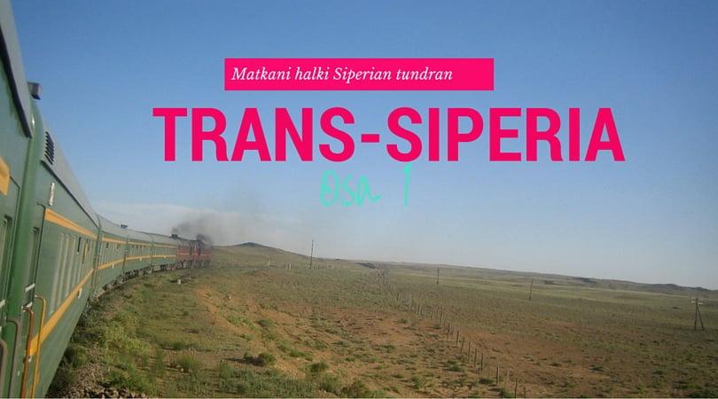 TRANS-SIPERIA