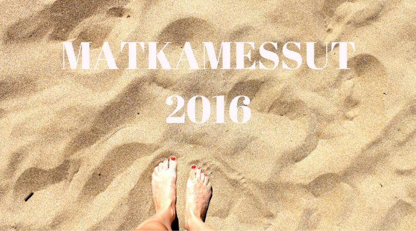 MATKAMESSUT 2016