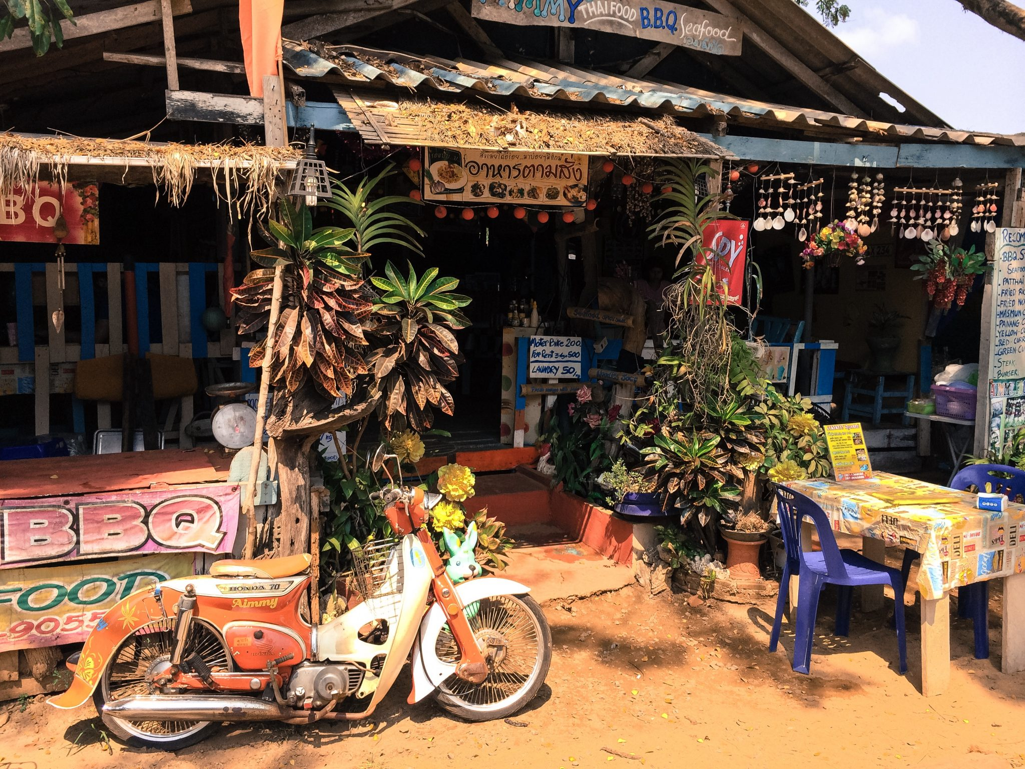 Thaimaa Rokotteet