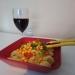Helppo kasvisruokaresepti: Nopea pasta Mifu-ruokarakeesta