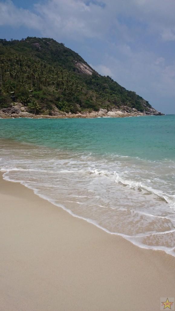 Aiajai, kun tuonne pääsisi nyt nauttimaan lämpimästä merivedestä ja auringosta.