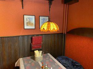 Lounastauko Mamma Leone -ravintolassa Kalajoella
