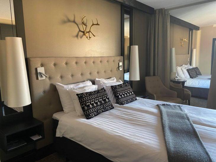 Persoonallisen tyylikkäässä Lapland Hotels Oulussa