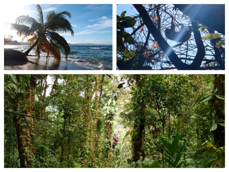 Costa Rica kollaasi