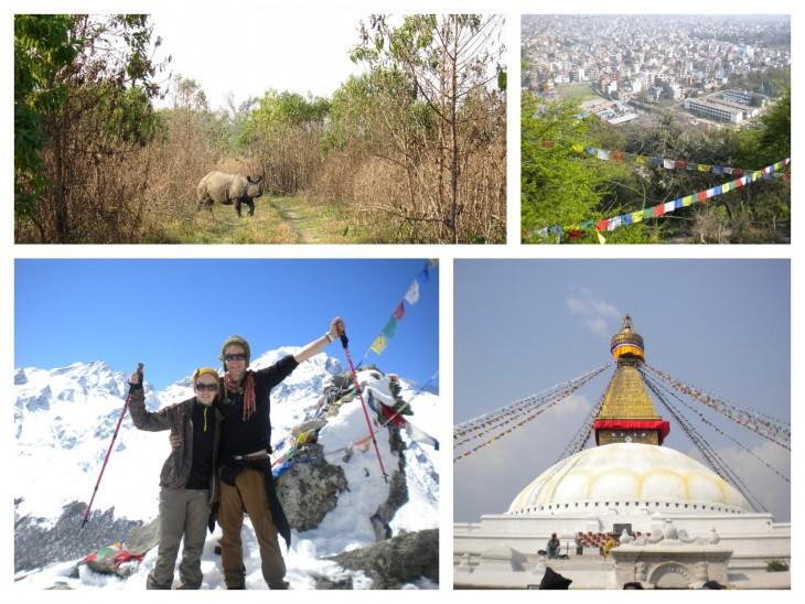 Nepal kollaasi 2