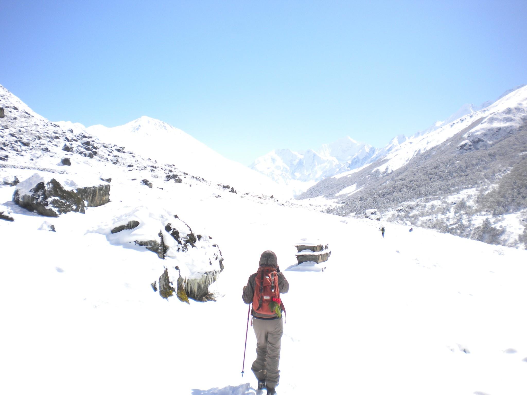 Nepal Langtang Valley Trek