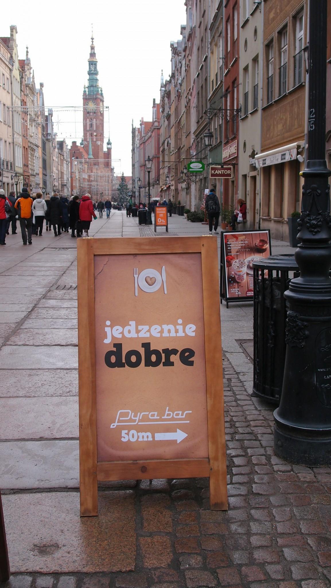 Pyra bar gdansk