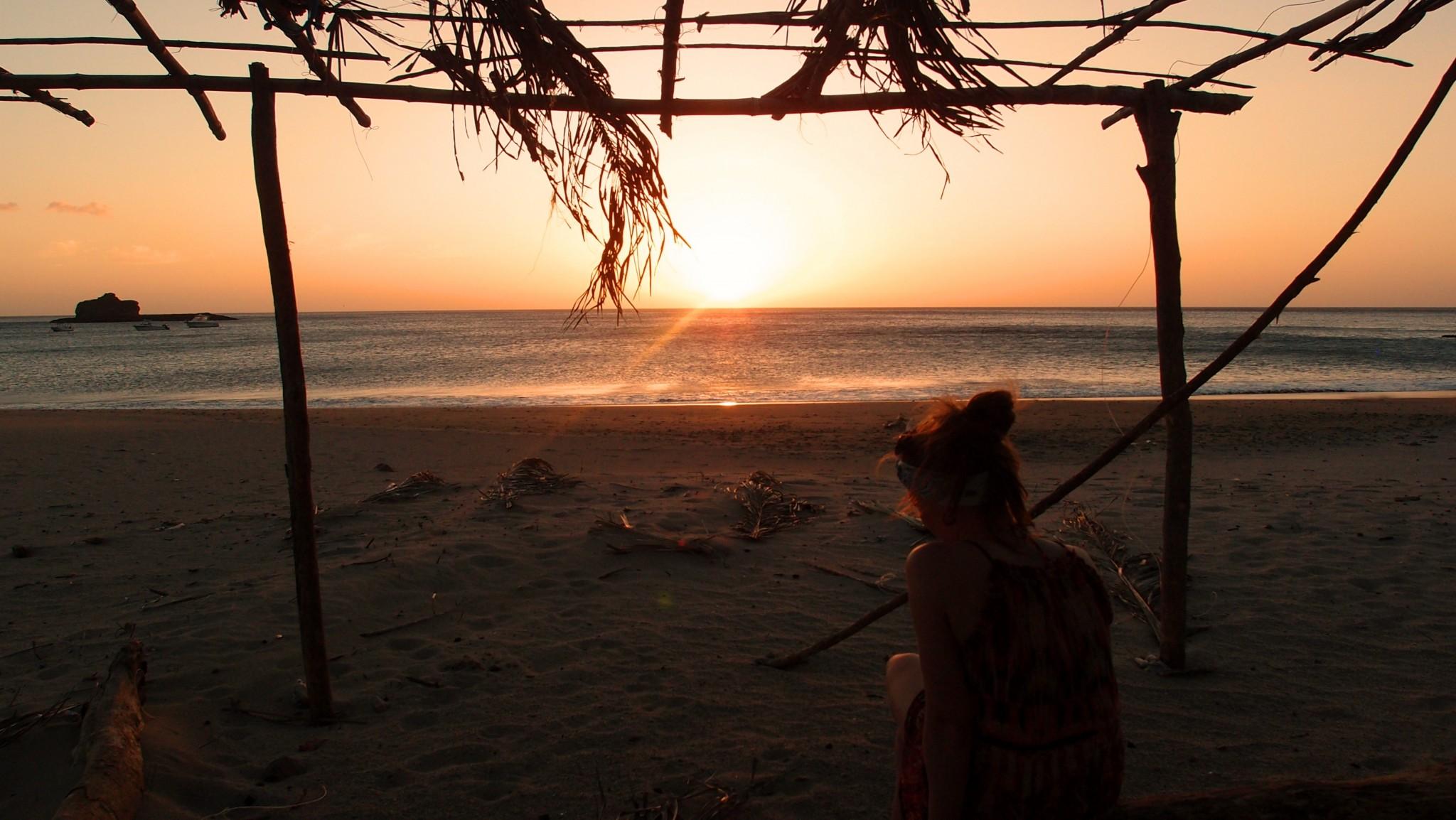 Playa Marsella Nicaragua