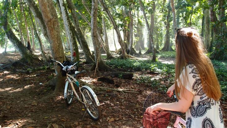 Puerto Viejo pyörällä