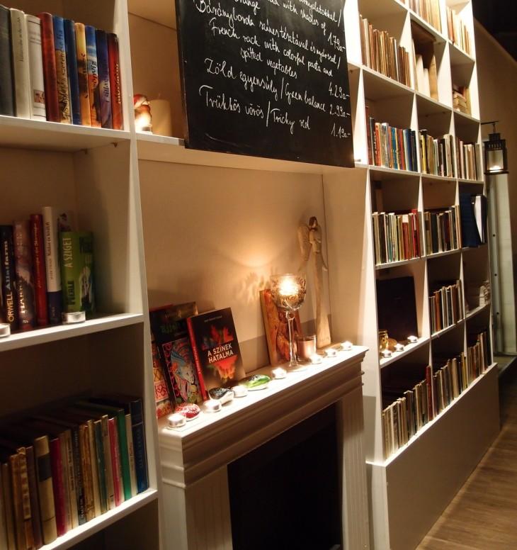 Könyv Bar & restaurant