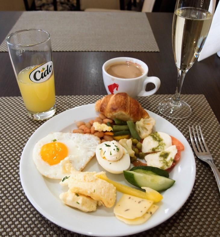 Riika aamiainen