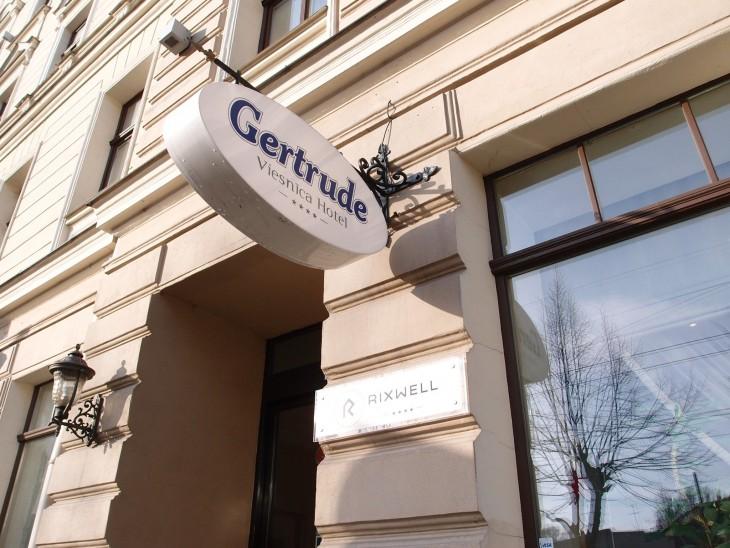 Rixwell Gertrude hotelli