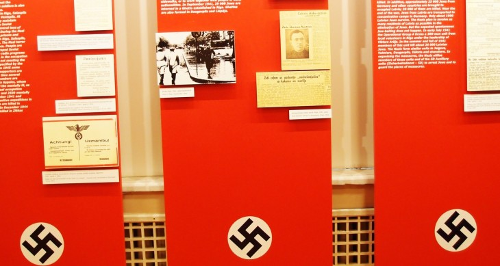 the museum of the occupation of Latvia (2)