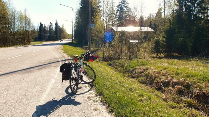 Pyörällä Helsinki Porvoo