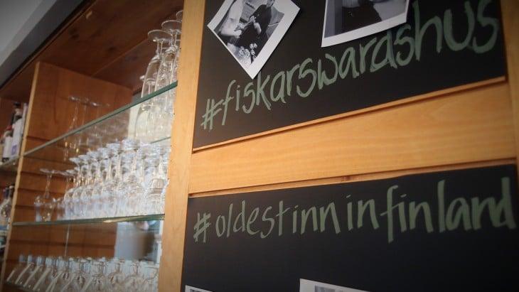 Wärdshus oldest inn in finland