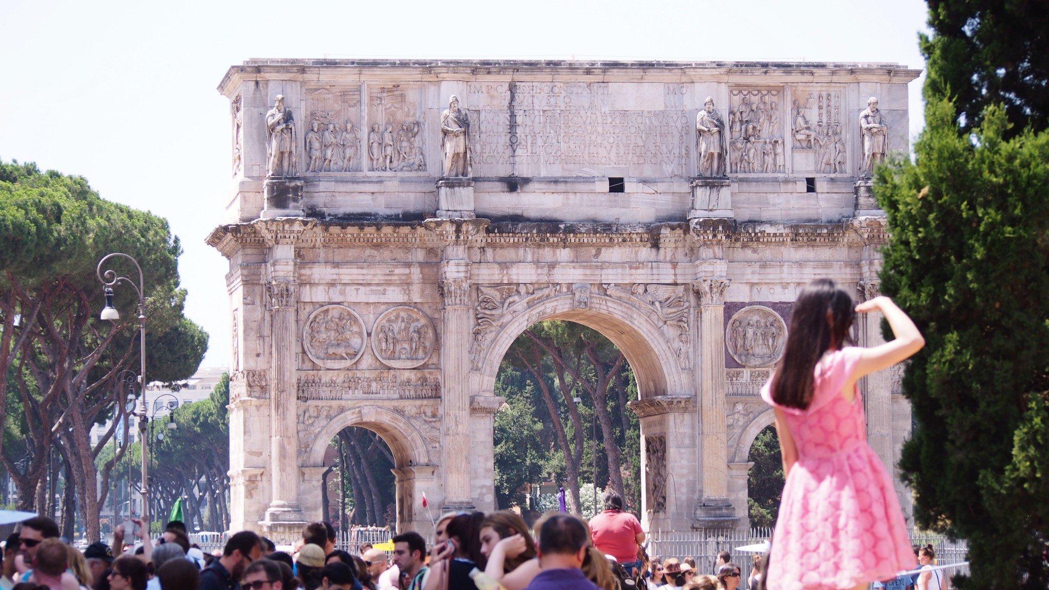 Riemukaari Colosseum