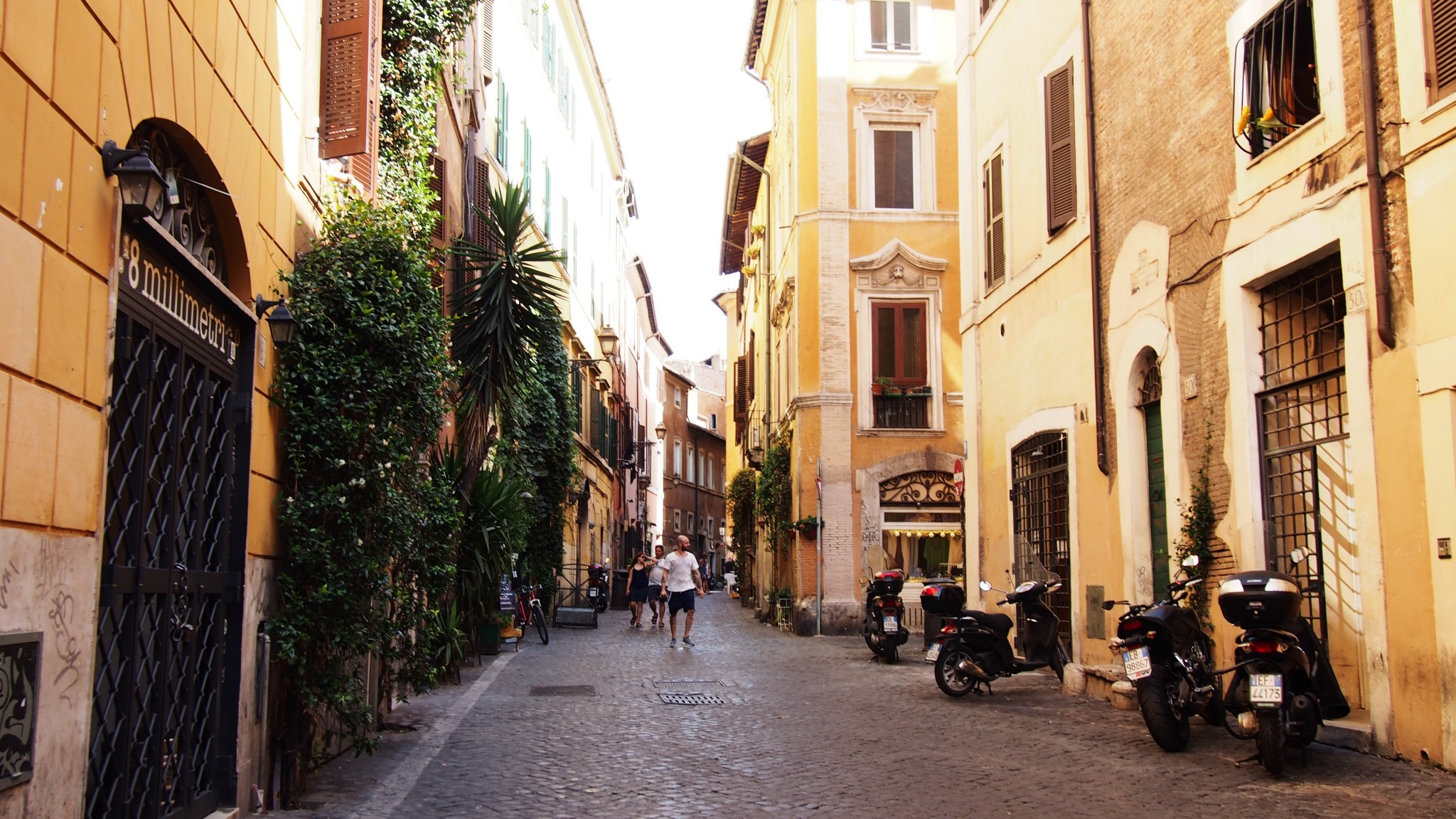 Trastevere Rooma