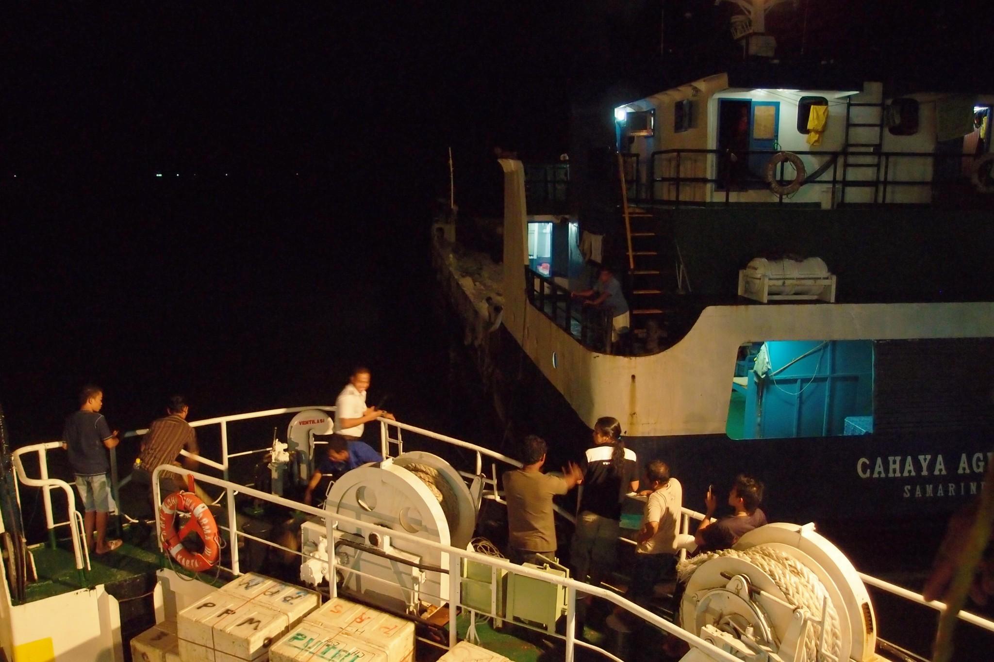 Indonesia matkalla Togeaneille