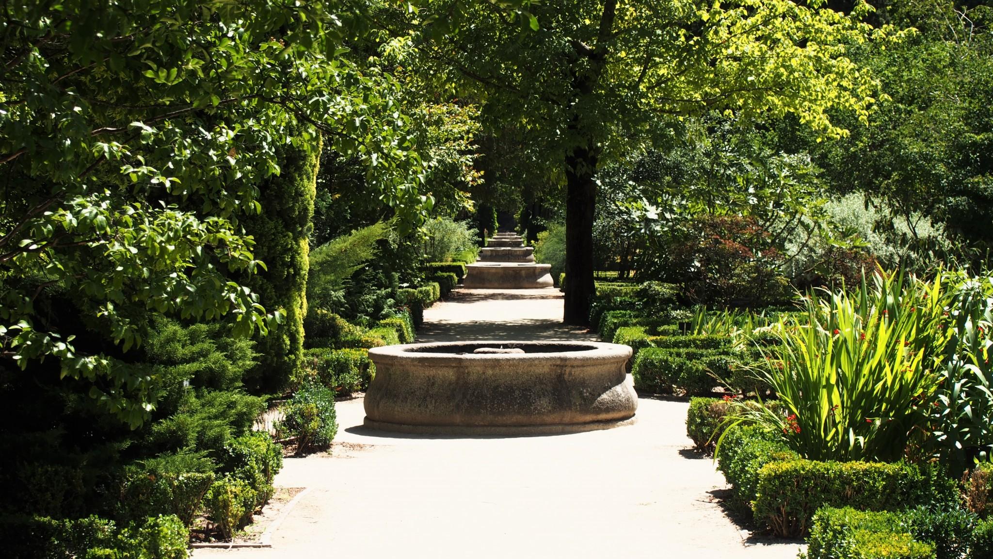 Real Jardin Botanico Mardid