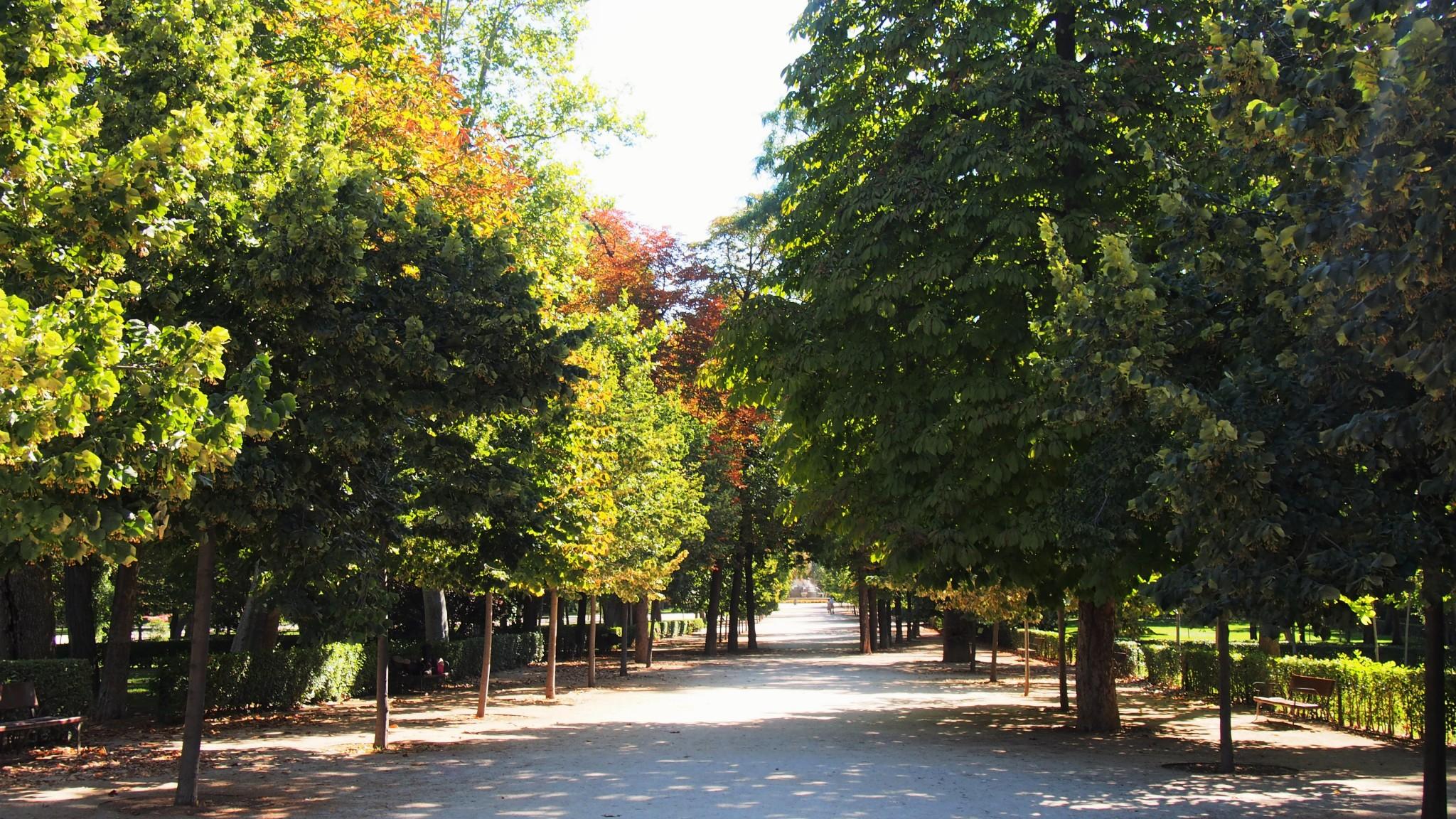 Retiro puisto pyörällä