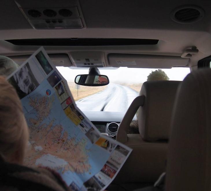 Niss tunnelmissa nautittiin ensimminen piv Islannissa Sumua sadetta ja kadonneitahellip