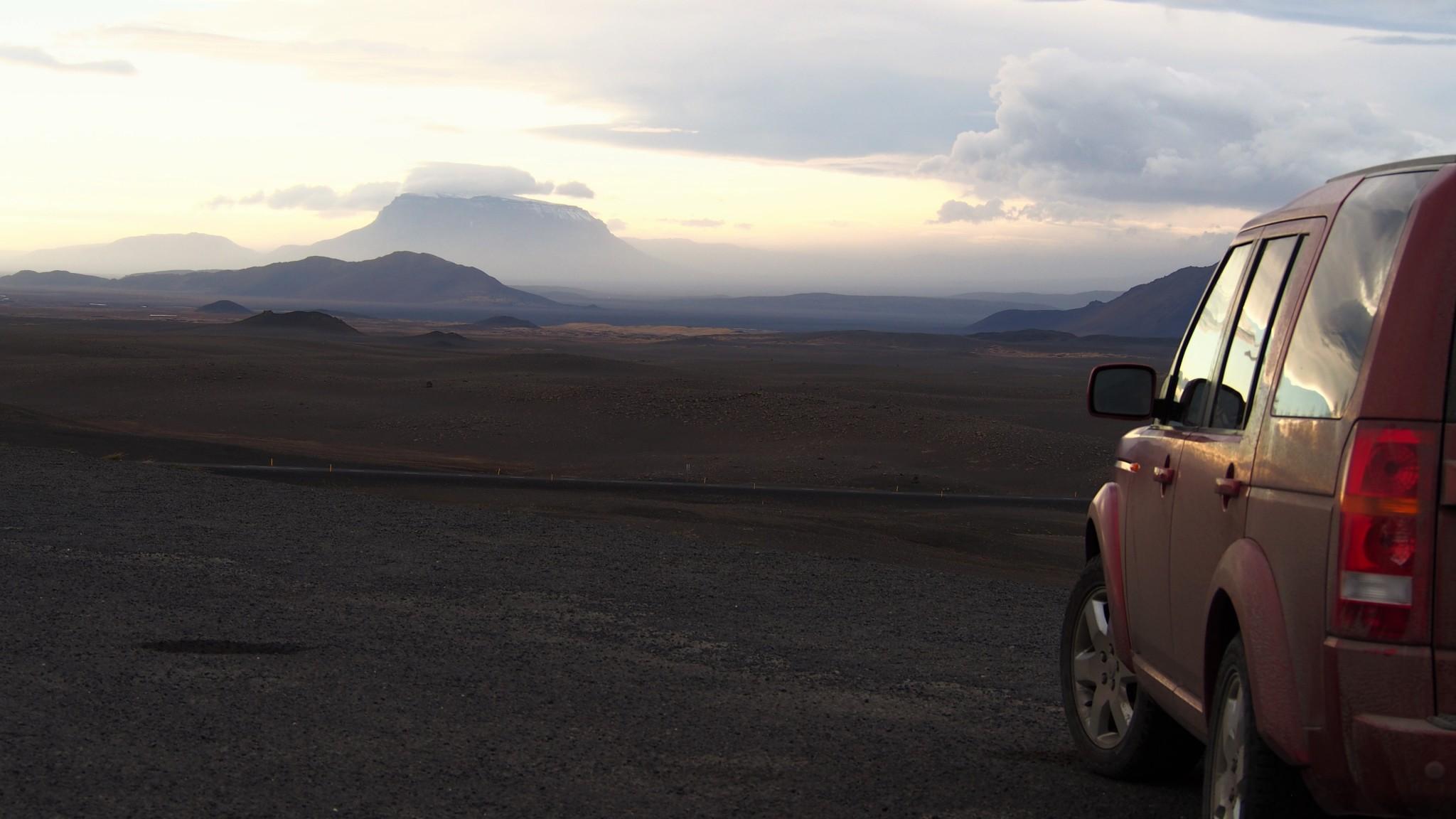 Islanti road trip